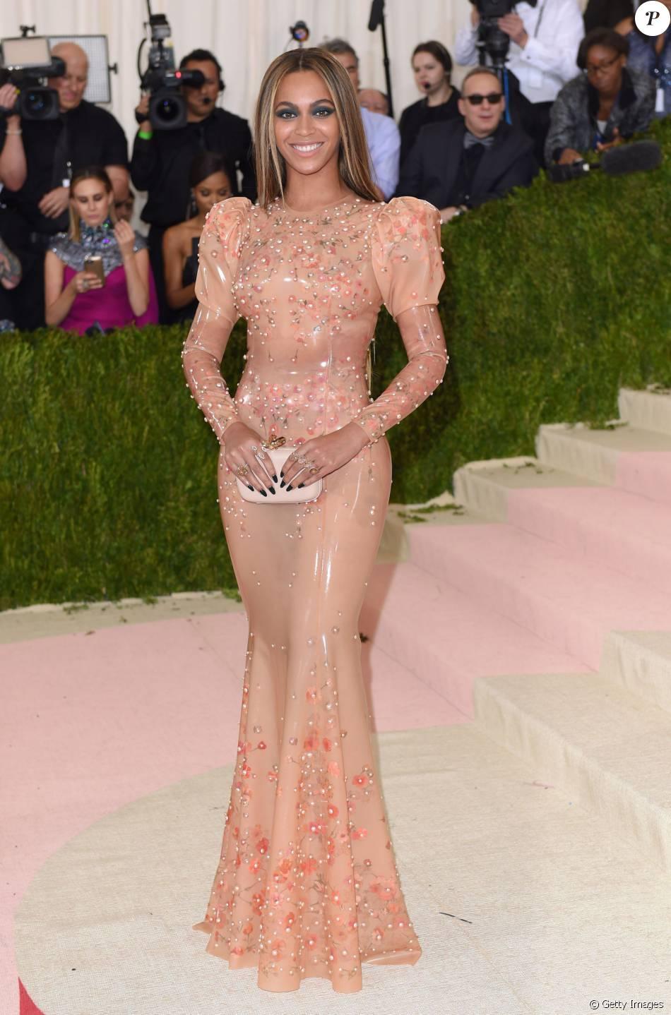 Beyonce vestiu Givenchy