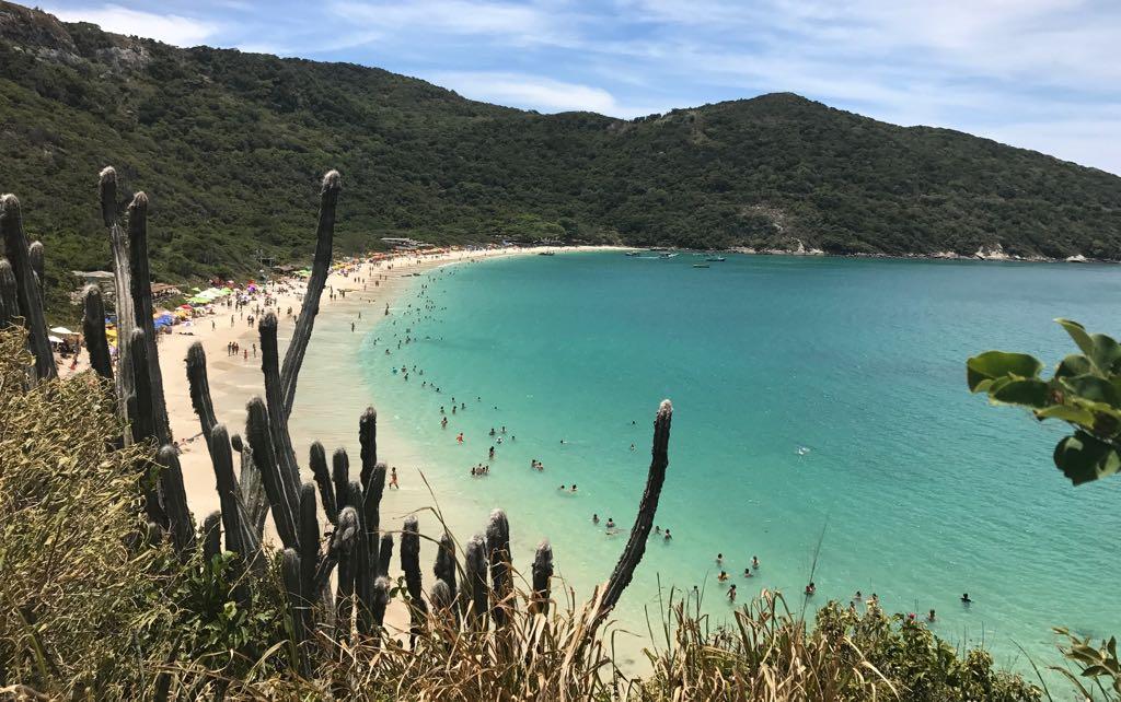 Diário de viagem: O que fazer em Arraial do Cabo – RJ?