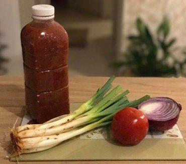 Receita fit: Molho de tomate caseiro