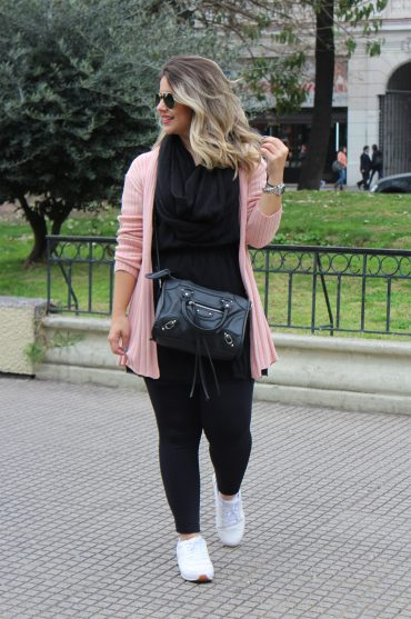 Look do dia: Santiago do Chile