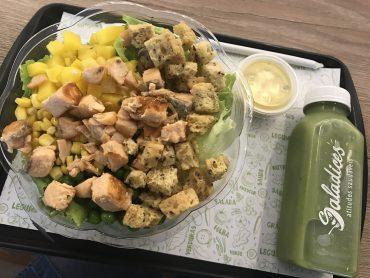 Restaurante Saudável: Saladices em Palhoça