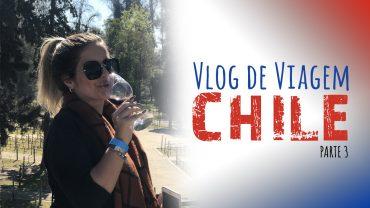 Vlog de Viagem – Chile: Vinícola Concha Y Toro e Festas Pátrias