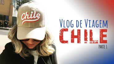 Vlog de Viagem – Chile: Cerro Santa Lucia e Sky Costanera