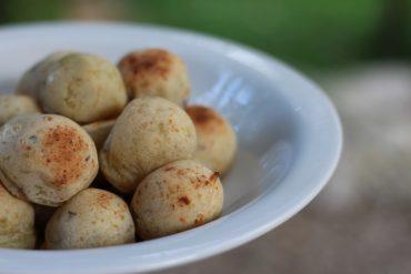 Receita Fit: Pão de Queijo de Batata Doce