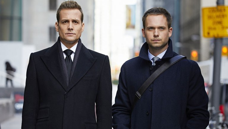suits nextflix harvey e mike