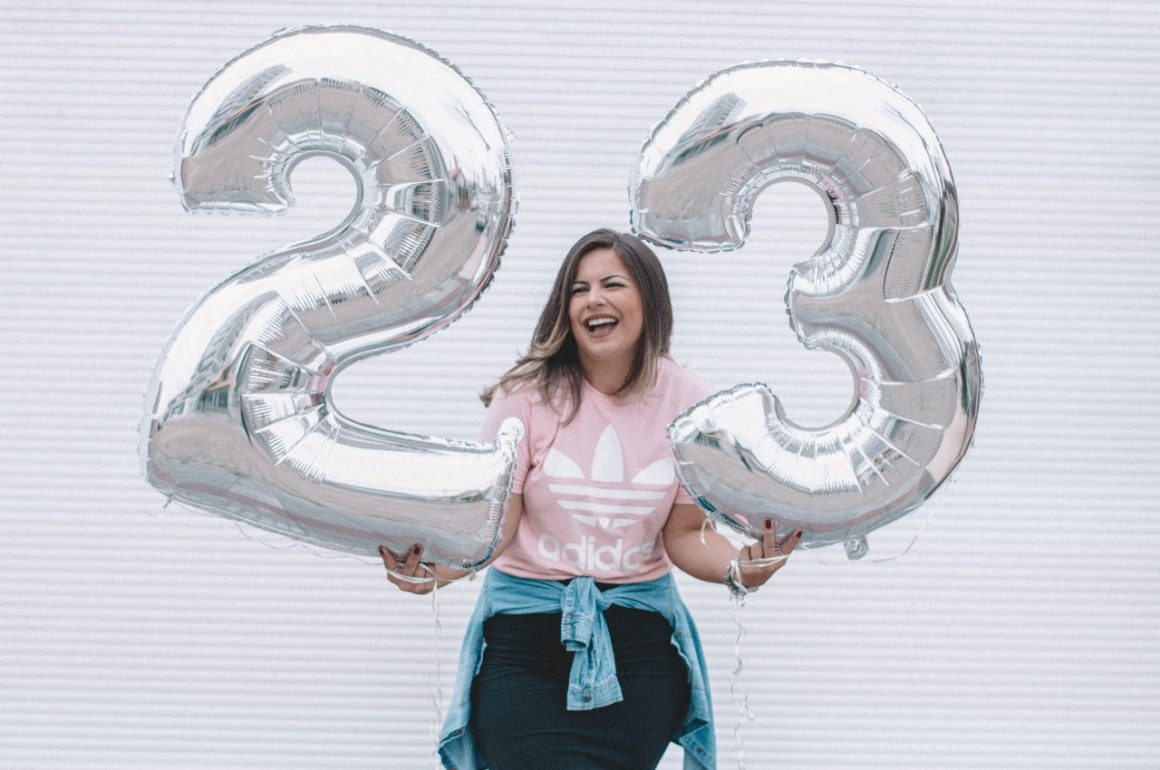 23 coisas que realizei e descobri até os 23 anos