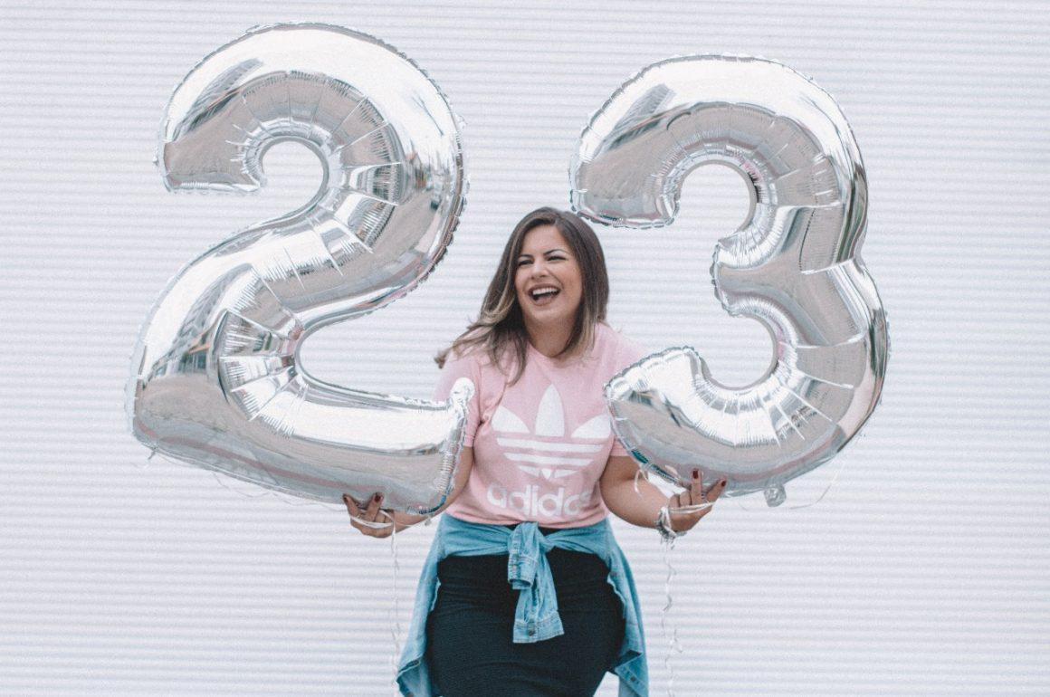 look 23 anos tumblr aniversario